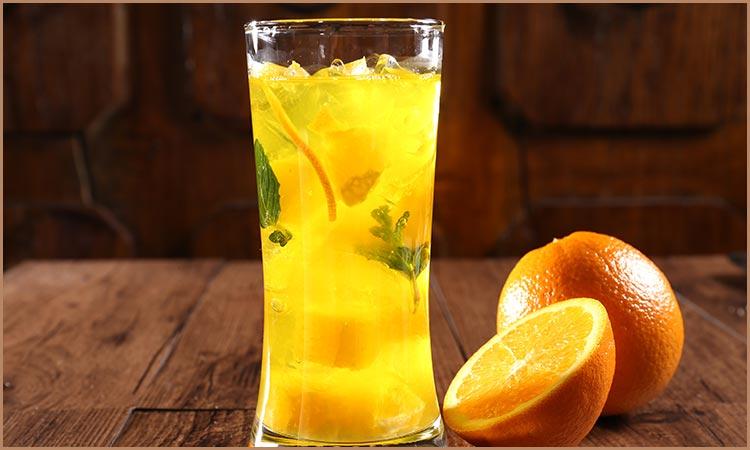 蔗香满杯橙